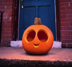 Stop Motion Animation Carved Pumpkins