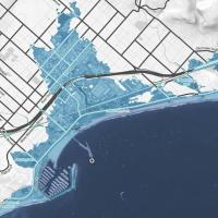Shocking New Maps Reveal How Sea Level Rise And Destroy Coastal Cities By 2050