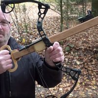 This Guy Made a Semi-Automatic Bow And He is Calling It Instant Legolas and It's Insane!