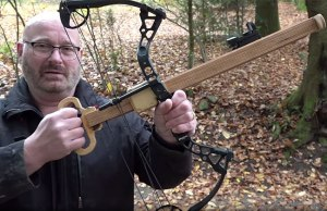 Semi-Automatic Bow