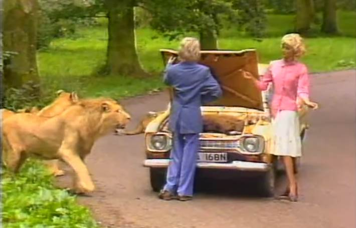 1987 Safari Park Safety Video