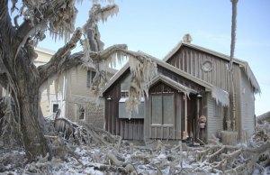 frozen-houses