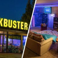 The Only Blockbuster Left Is Now An AirBnb You Can Reserve For '90s Sleepovers