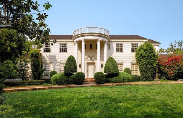 Fresh Prince of Bel-Air Mansion