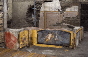 Fast Food Stand Found in Pompeii