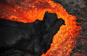 Kilauea Volcano Clip
