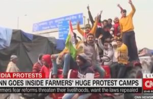 Indian Farmer Protests
