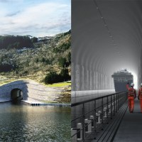 World's First Cruise Ship Tunnel Will Be Built to Bypass Stadhavet Sea in Norway