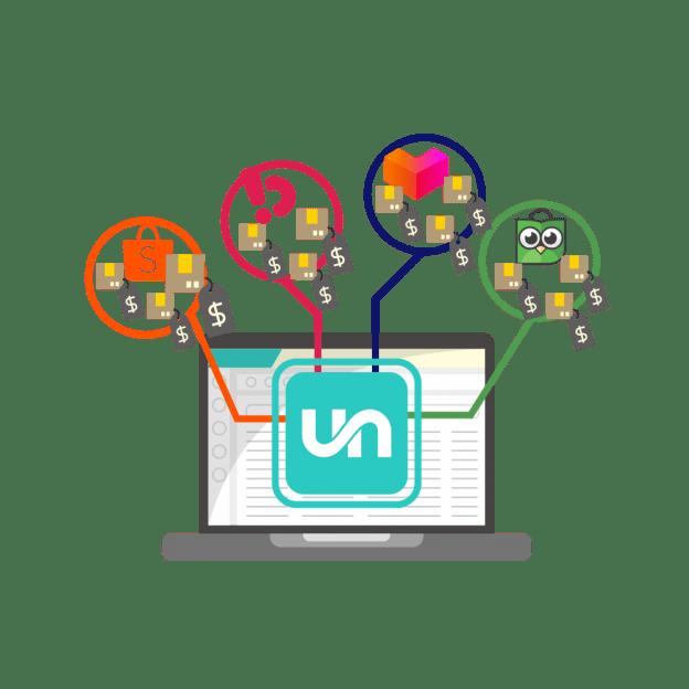 Integrasi marketplace sync produk