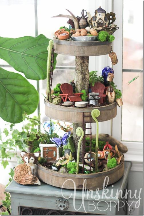 Tall Flower Box