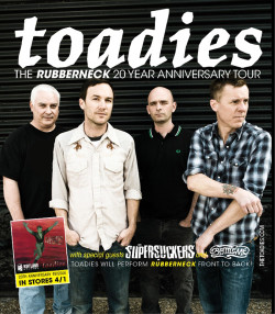 Toadies.Rubberneck