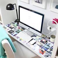 Desk Makeover|Tips,DIY,Hacks to rock your work/study space