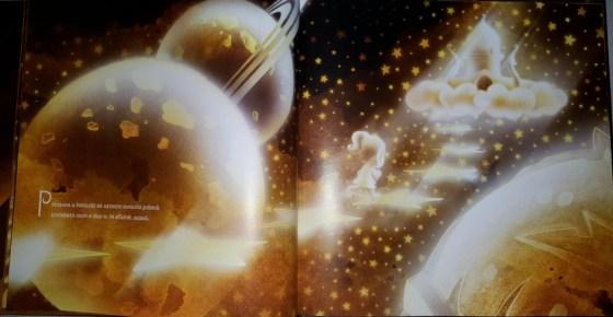 Secvență carte-drumul de stele
