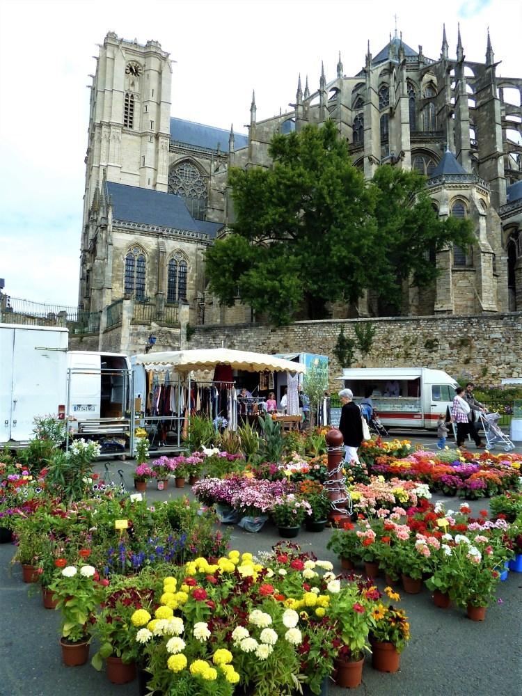 cathédrale du Mans