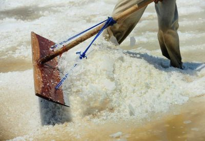 Will salt be the energy source of the future