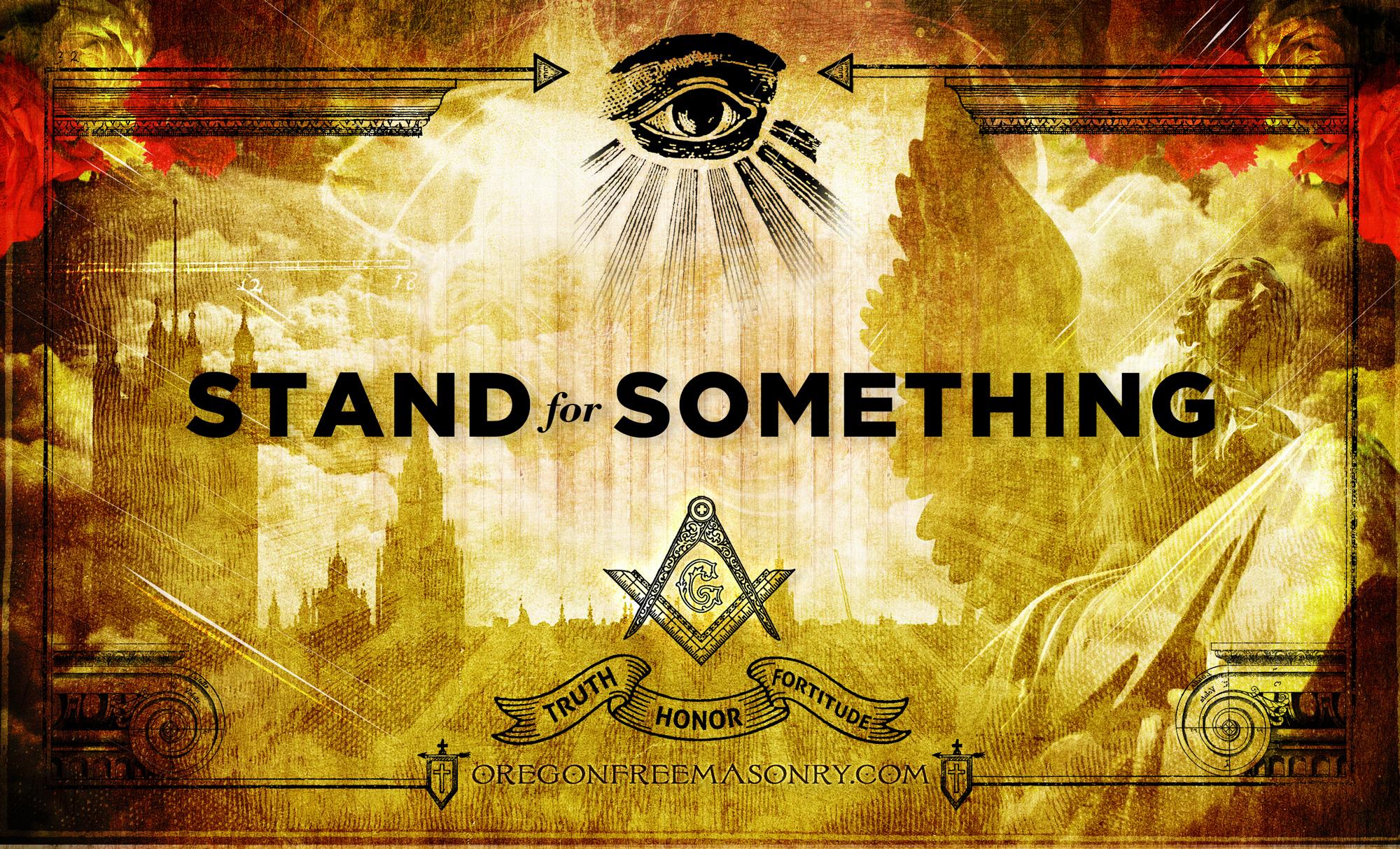 Oregon Freemasons  The Weblog of Unspoken Style