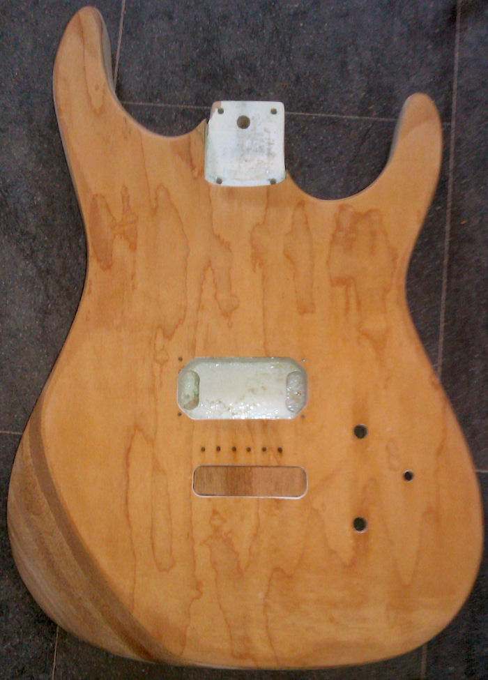 plywood bodies ultimate guitar