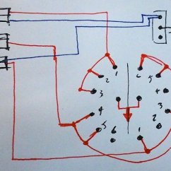 Rotary Switch Wiring Diagram Guitar 2004 Honda Accord Fuse Hsh With 6 Position 2 Pole And 1 Vol Tone But Definitely Wait For Someone To Confirm This Because I M Really Still Getting Grips The Whole Thing