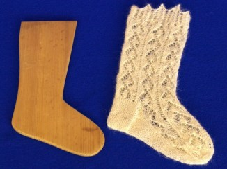 Sock and sock board