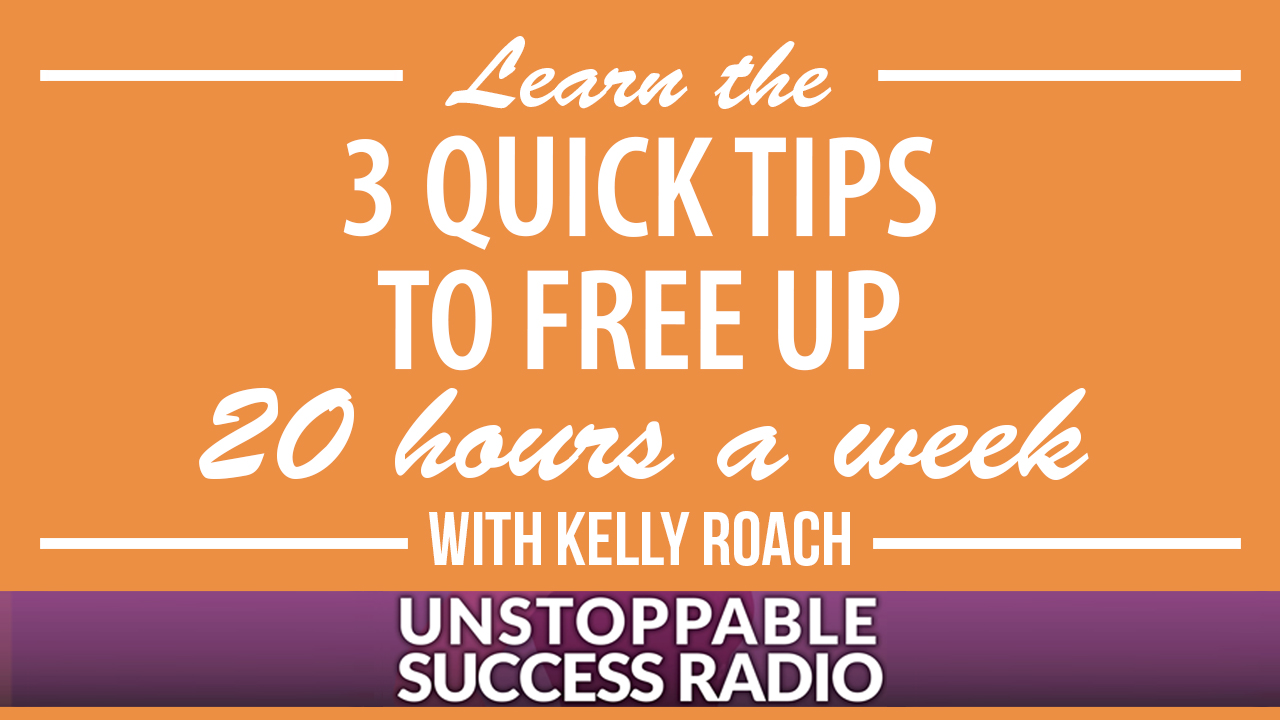 3 Quick Tips To Free Up 20 Hours A Week - Showit Blog