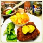 Dale Cooking Hattie B's Famous Nashville Hot Chicken