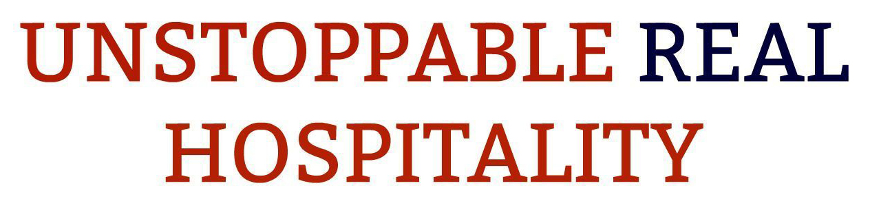 Logo for Unstoppable Real Hospitality