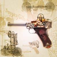 Is Steampunk intrinsically a fascist aesthetic through a seemingly playful back door?