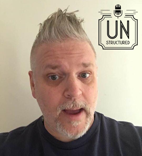 004 - Adam Hansen - Unique wide-ranging and well-researched unstructured interviews hosted by Eric Hunley UnstructuredPod Dynamic Informal Conversations