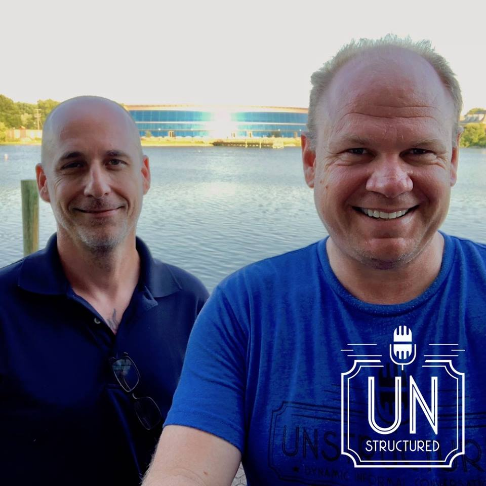 051 - Addendum - Meet Drew Gliebe UnstructuredPod Unstructured interviews - Dynamic Informal Conversations with unique wide-ranging and well-researched interviews hosted by Eric Hunley
