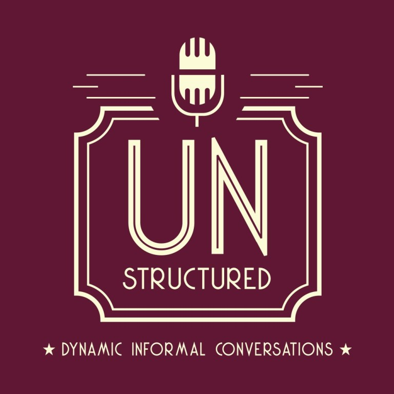 029 - Addendum episode UnstructuredPod Unstructured interviews - Dynamic Informal Conversations with unique wide-ranging and well-researched interviews hosted by Eric Hunley