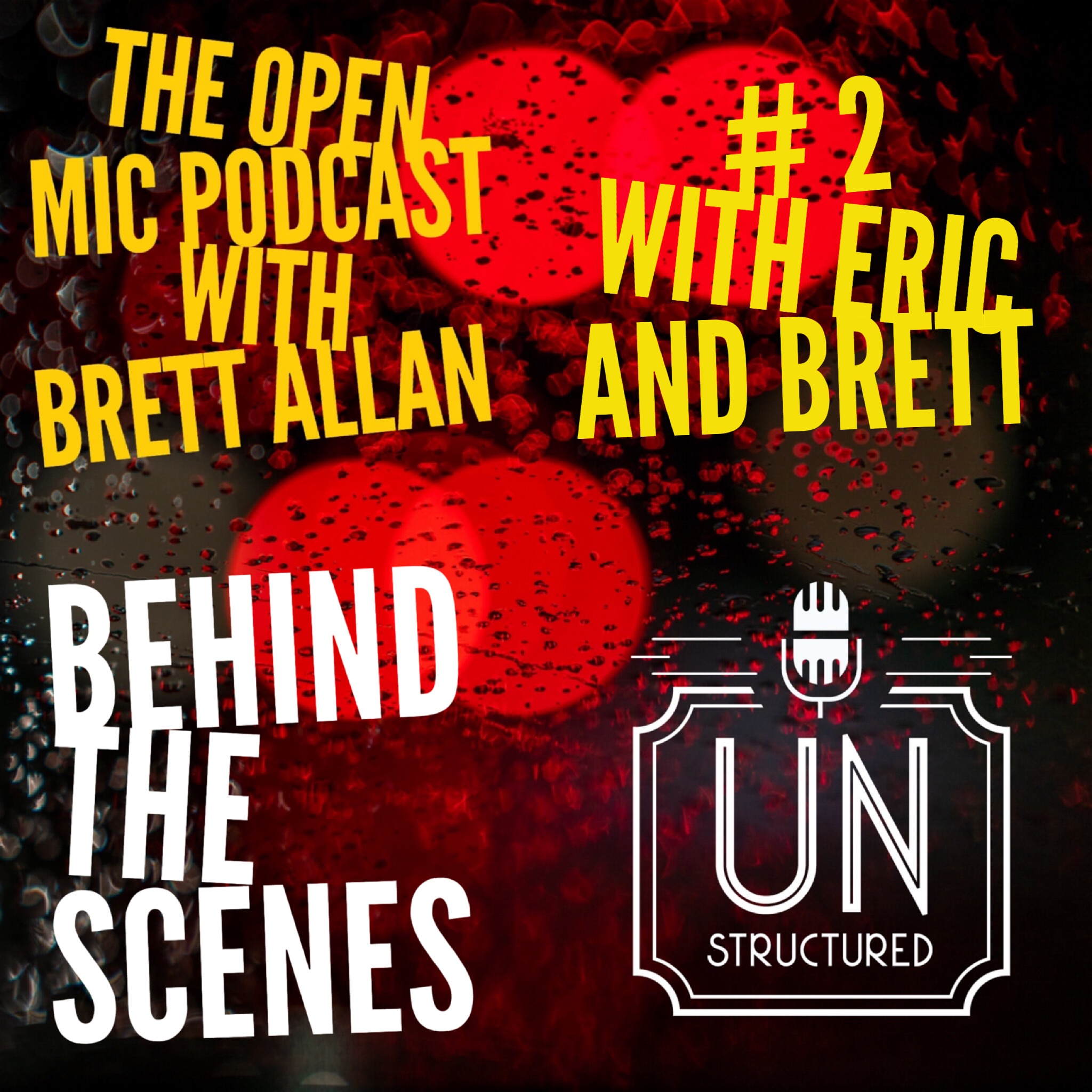 116 - Behind the Scenes UnstructuredPod Unstructured interviews - Dynamic Informal Conversations with unique wide-ranging and well-researched interviews hosted by Eric Hunley