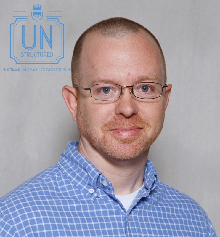 057 - Brent Basham UnstructuredPod Unstructured interviews - Dynamic Informal Conversations with unique wide-ranging and well-researched interviews hosted by Eric Hunley