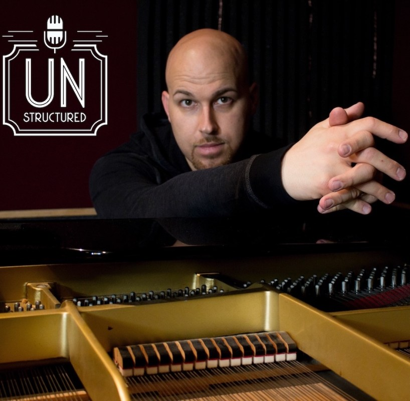 066 - Brynner Agassi UnstructuredPod Unstructured interviews - Dynamic Informal Conversations with unique wide-ranging and well-researched interviews hosted by Eric Hunley