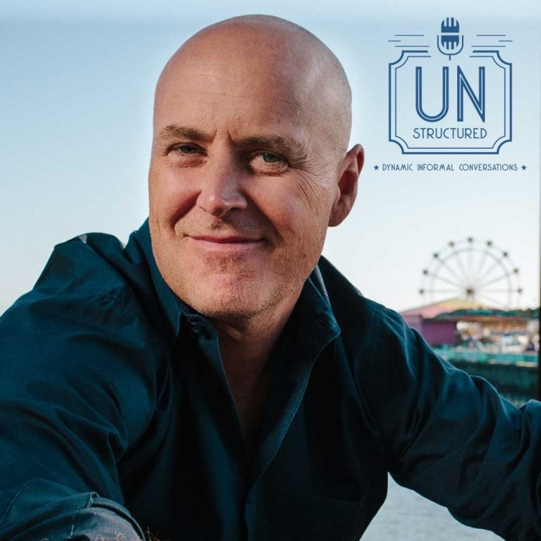 128 - Christopher Lochhead - Unique wide-ranging and well-researched unstructured interviews hosted by Eric Hunley UnstructuredPod Dynamic Informal Conversations