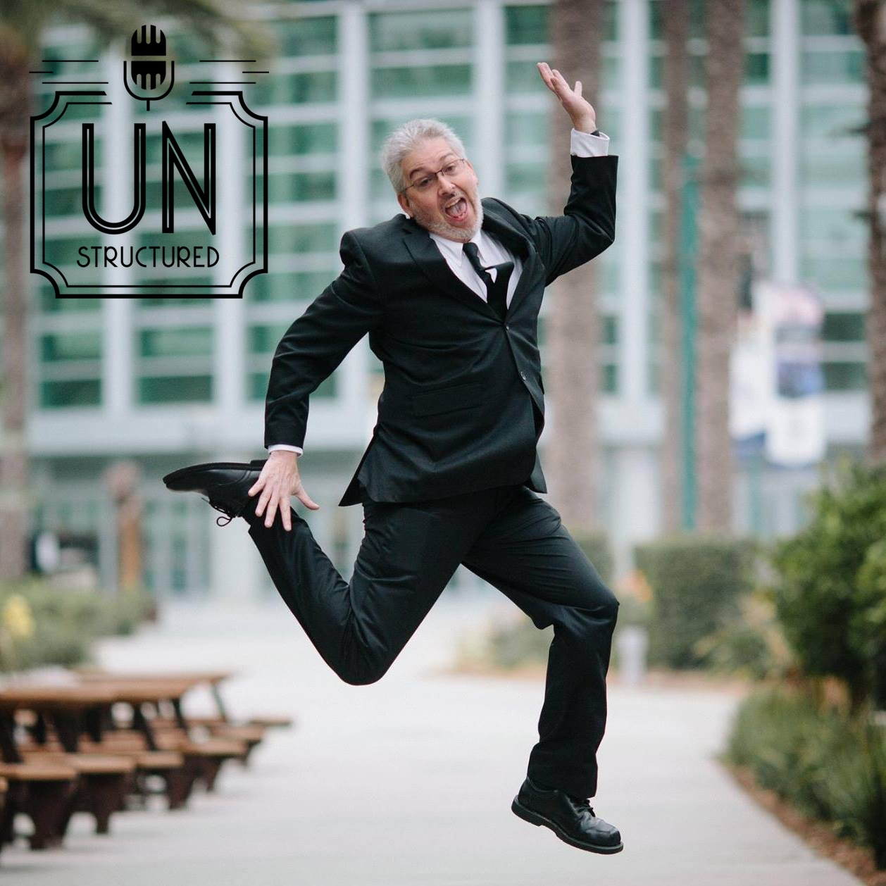 056 - Dave Jackson UnstructuredPod Unstructured interviews - Dynamic Informal Conversations with unique wide-ranging and well-researched interviews hosted by Eric Hunley