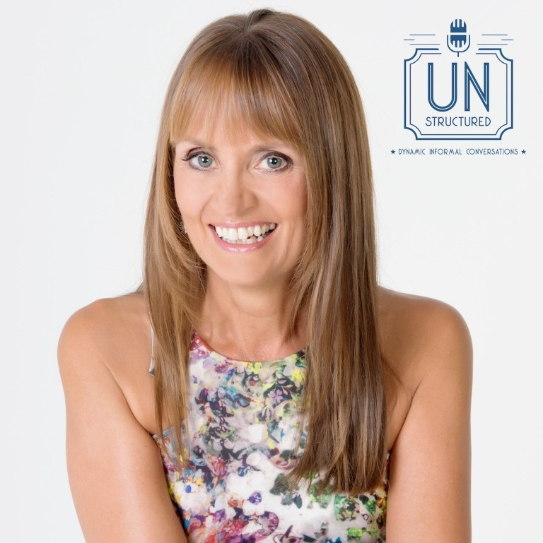 129 - Deb Johnstone - Unique wide-ranging and well-researched unstructured interviews hosted by Eric Hunley UnstructuredPod Dynamic Informal Conversations
