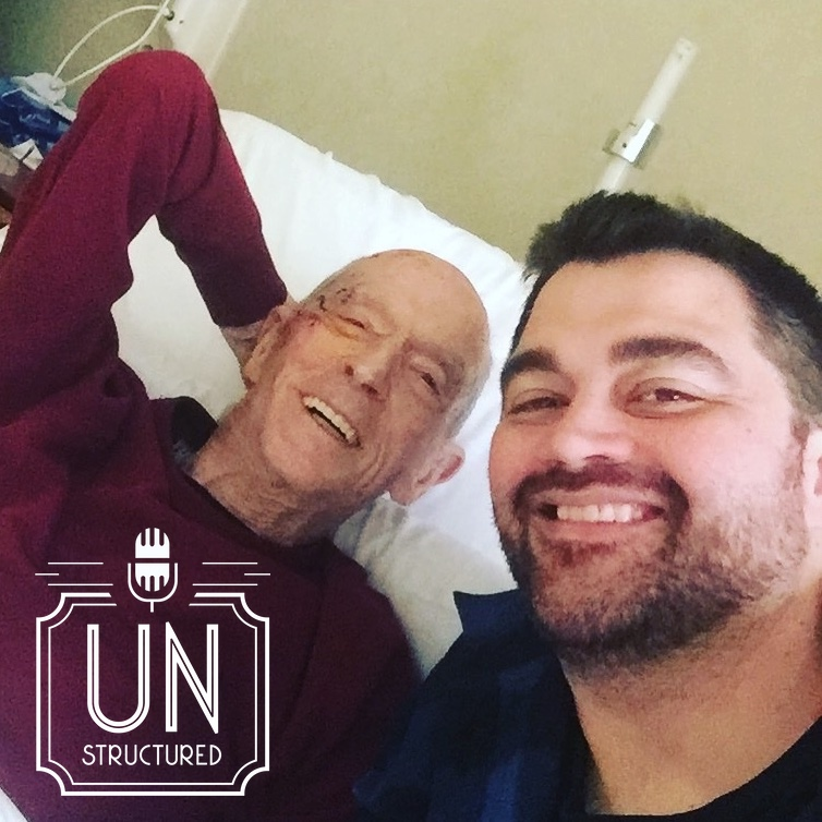 009 - Drew Sample - Unique wide-ranging and well-researched unstructured interviews hosted by Eric Hunley UnstructuredPod Dynamic Informal Conversations