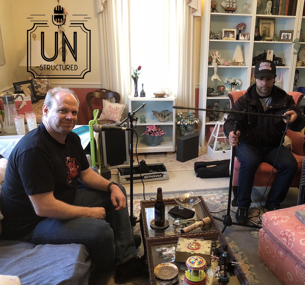 007 - Addendum 02: Isaiah Gooley - Unique wide-ranging and well-researched unstructured interviews hosted by Eric Hunley UnstructuredPod Dynamic Informal Conversations