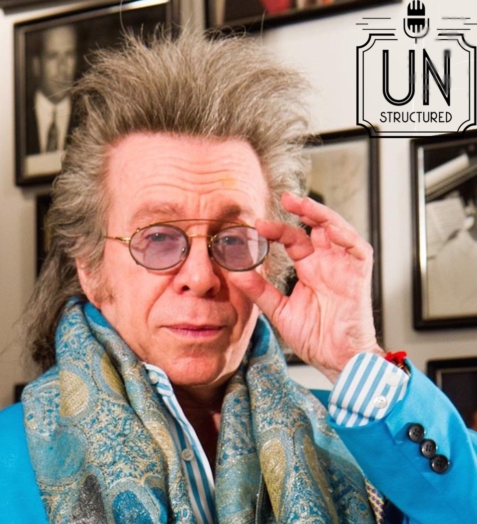 049 - Jeffrey Gurian - Unique wide-ranging and well-researched unstructured interviews hosted by Eric Hunley UnstructuredPod Dynamic Informal Conversations