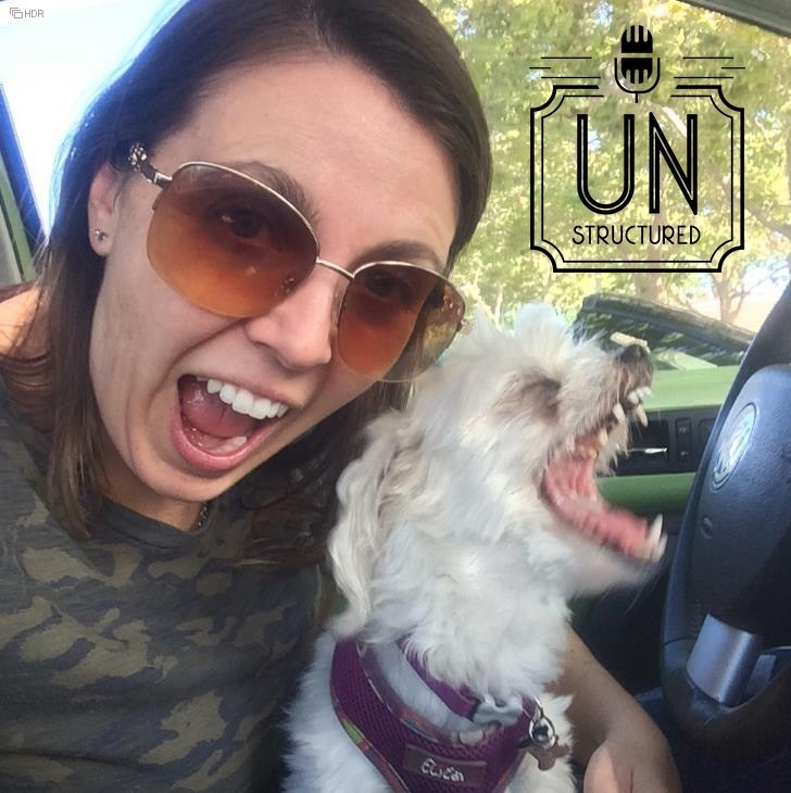 122 - Jennifer Briney - Unique wide-ranging and well-researched unstructured interviews hosted by Eric Hunley UnstructuredPod Dynamic Informal Conversations