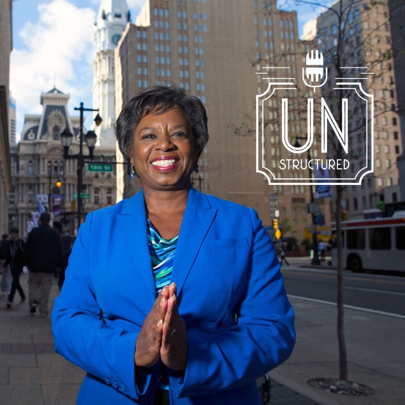 091 - Jerri Williams UnstructuredPod Unstructured interviews - Dynamic Informal Conversations with unique wide-ranging and well-researched interviews hosted by Eric Hunley