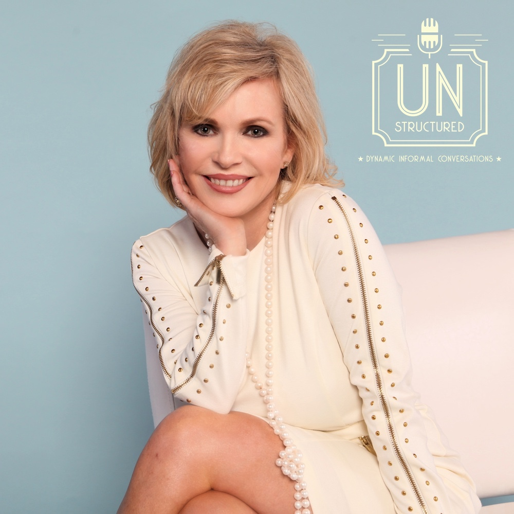 079 - Lea Haben Woodford UnstructuredPod Unstructured interviews - Dynamic Informal Conversations with unique wide-ranging and well-researched interviews hosted by Eric Hunley