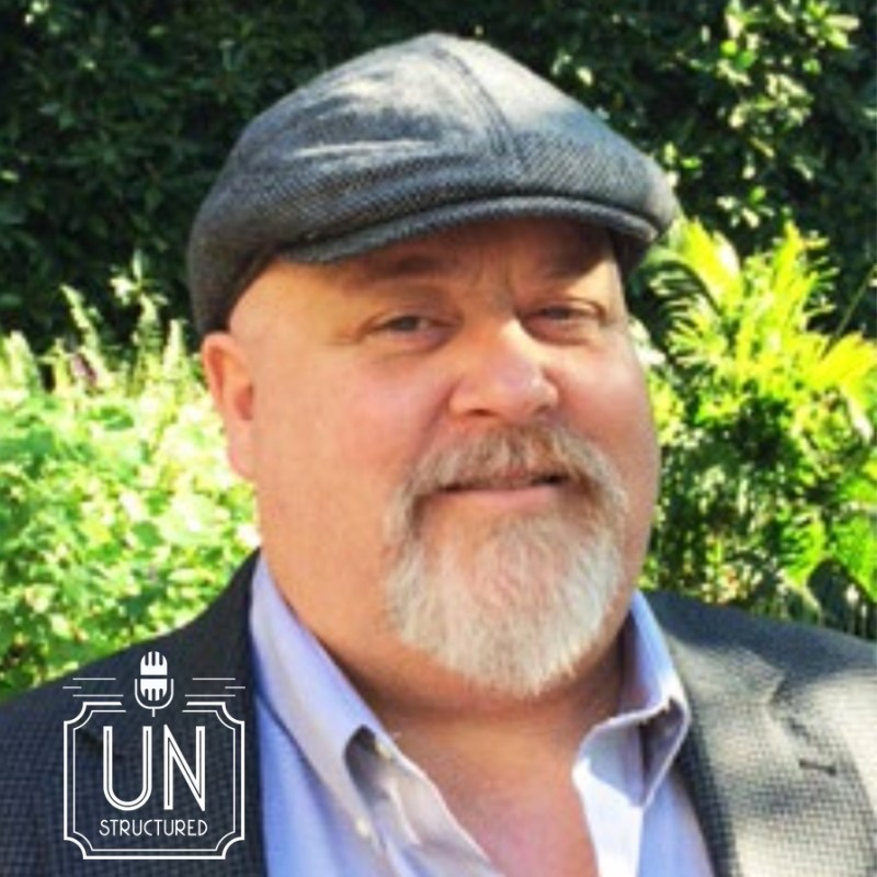 073 - Richard Chapo UnstructuredPod Unstructured interviews - Dynamic Informal Conversations with unique wide-ranging and well-researched interviews hosted by Eric Hunley