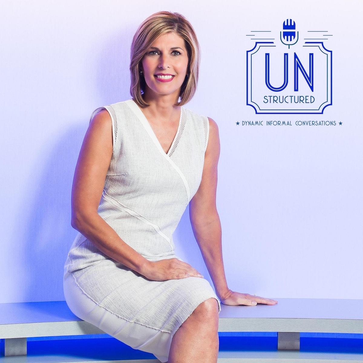 117 - Sharyl Attkisson - Unique wide-ranging and well-researched unstructured interviews hosted by Eric Hunley UnstructuredPod Dynamic Informal Conversations