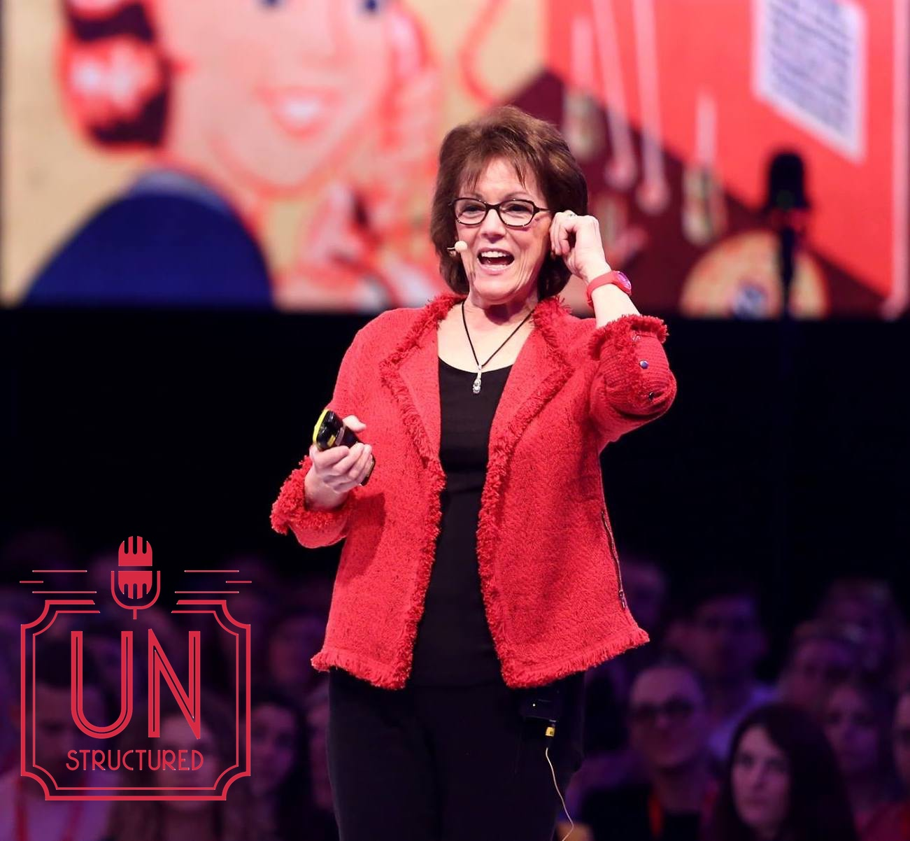 084 - Susan Bennett UnstructuredPod Unstructured interviews - Dynamic Informal Conversations with unique wide-ranging and well-researched interviews hosted by Eric Hunley