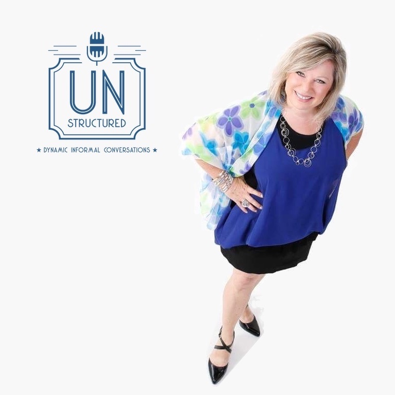 017 - Suzy Rosenstein UnstructuredPod Unstructured interviews - Dynamic Informal Conversations with unique wide-ranging and well-researched interviews hosted by Eric Hunley