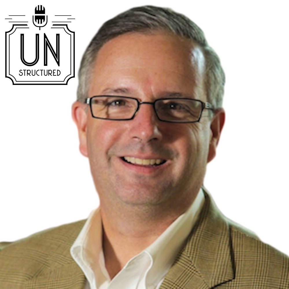 105 - Tom Schwab - Unique wide-ranging and well-researched unstructured interviews hosted by Eric Hunley UnstructuredPod Dynamic Informal Conversations