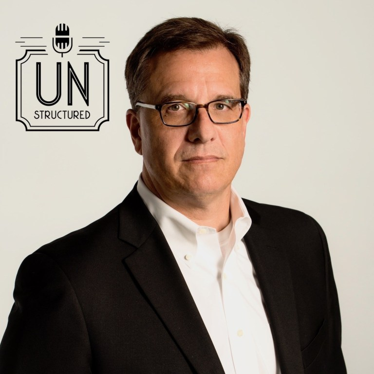 137 - Scott Rouse UnstructuredPod Unstructured interviews - Dynamic Informal Conversations with unique wide-ranging and well-researched interviews hosted by Eric Hunley