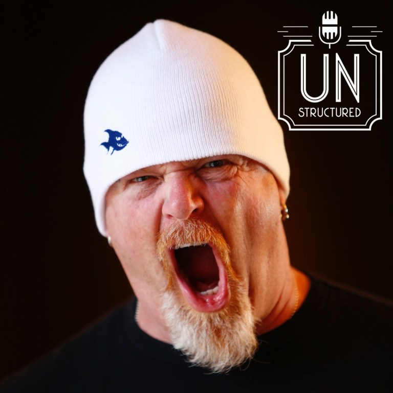 135 - Steve Sims UnstructuredPod Unstructured interviews - Dynamic Informal Conversations with unique wide-ranging and well-researched interviews hosted by Eric Hunley