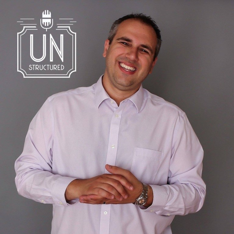 138 - Super Joe Pardo - Unique wide-ranging and well-researched unstructured interviews hosted by Eric Hunley UnstructuredPod Dynamic Informal Conversations